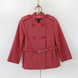 MARC BY MARC JACOBS RED JACKET - SIZE M